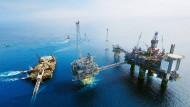 Insgesamt beliefen sich die weltweiten Investitionen im Energiesektor im Jahr 2015 auf 1,8 Billionen Dollar.