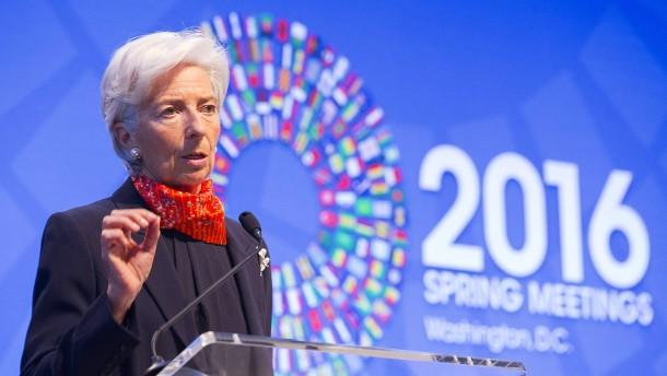 Gutachter rügen den IWF für seine Europolitik