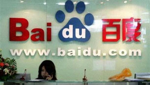 Google verkauft Anteile an chinesischer Baidu.com