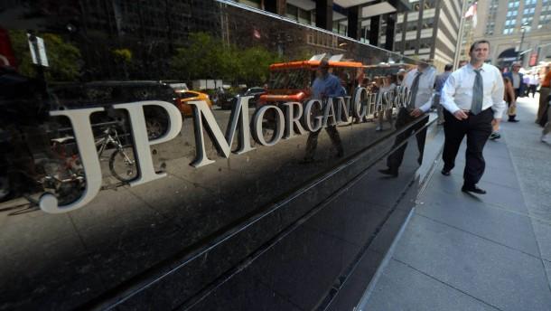 JP Morgan und die Top-Banker in China