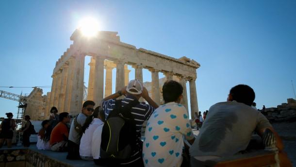 Profitiert Deutschland von Griechenlands Krise?