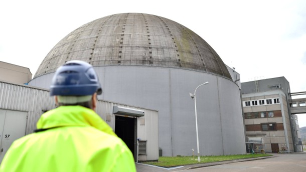 Staat soll für Abriss von Atommeilern zahlen