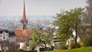 """Die Schweizer Stadt Zug: Hier soll sich """"Crypto Valley"""" entwickeln."""