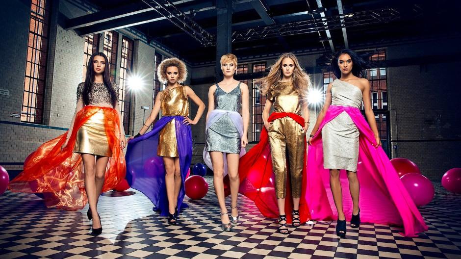 """Die Finalistinnen von """"Germanys Next Topmodel"""" 2016"""