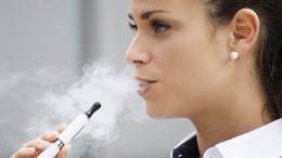 Ist die E-Zigarette Schuld an Lungenkrankheit?