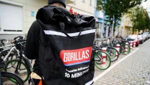 Delivery Hero beteiligt sich an Lieferdienst Gorillas