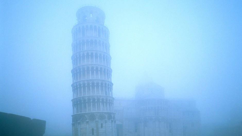 Pisa, Schiefer Turm