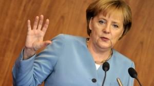 Merkel: Gehen noch einmal an die Mehrwertsteuer ran
