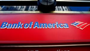Bank of America vor Milliardenvergleich