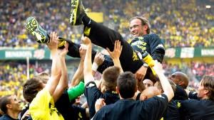 Borussia Dortmund verliert an Wert