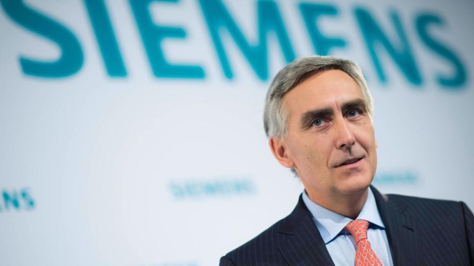 In der Energiesparte hakt es: Nun will Siemens Stellen abbauen.