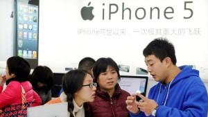 Apple bestellt weniger iPhone-5-Bildschirme