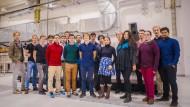 Niedersächsische Internationale: Das Hyperloop-Team der Hochschule Emden/Leer