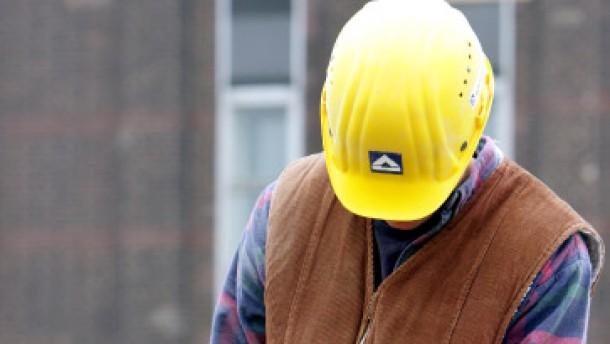 Baubranche droht erster Streik seit fünf Jahren