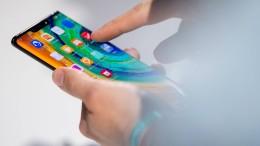 Huawei ist erstmals der größte Handyhersteller der Welt