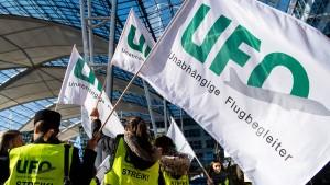 Große Lufthansa-Schlichtung im dritten Anlauf gescheitert