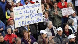 Wir wollen ein zweites Stuttgart 21 verhindern