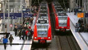 Umbau beschert der Bahn einen Milliardenverlust