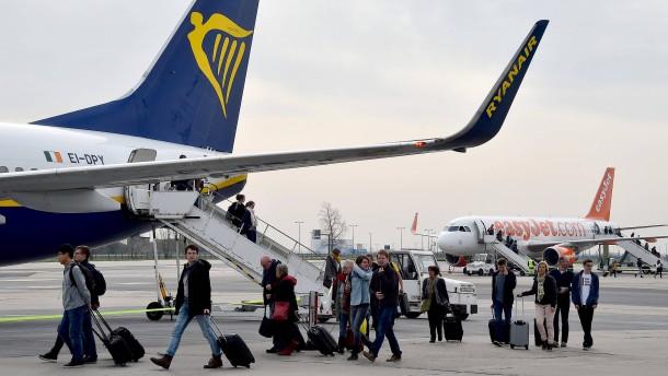EU-Kommission prüft Staatshilfen für Air Berlin