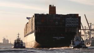 Freihandelsgespräche mit Amerika vorerst gestoppt