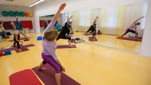 Yogakurs kann als Bildungsurlaub gelten