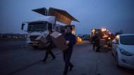 Nordkorea fordert Südkoreaner zum Gehen auf