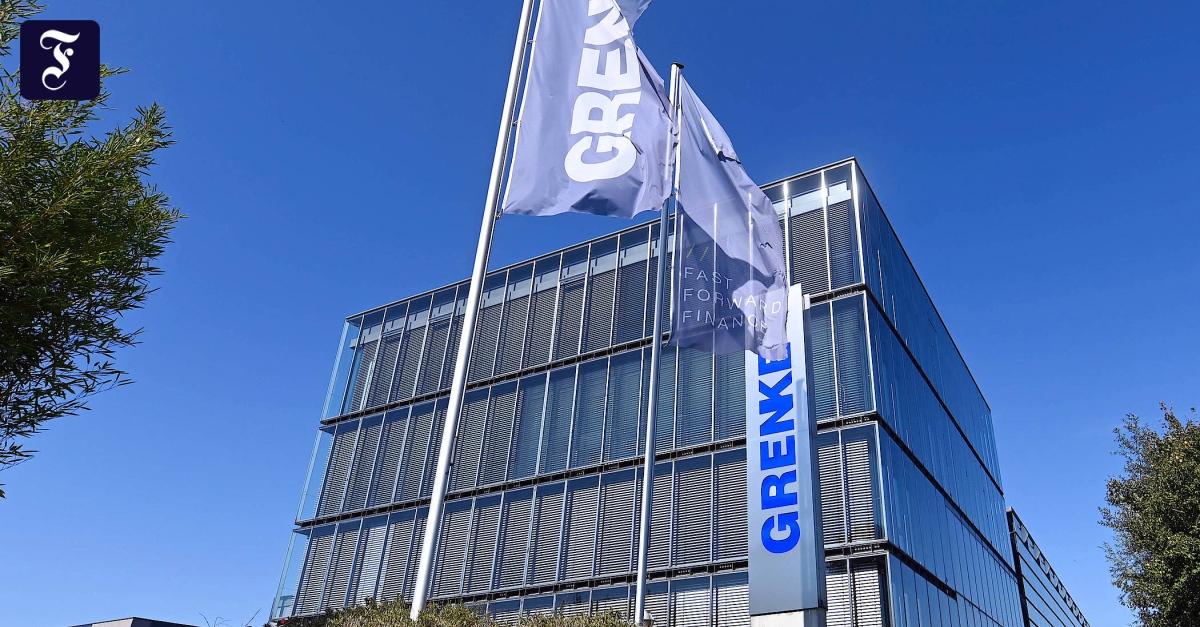 Vorstands-Rücktritt lässt Grenke-Aktienkurs einbrechen - FAZ - Frankfurter Allgemeine Zeitung