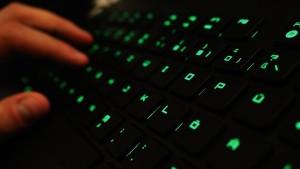 Politiker und Top-Manager fürchten Fake News und Datenklau