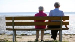 Eine halbe Billion für pensionierte Bundesbeamte