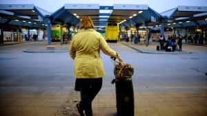 Streik-Wochenende stärkt Bahn-Konkurrenten