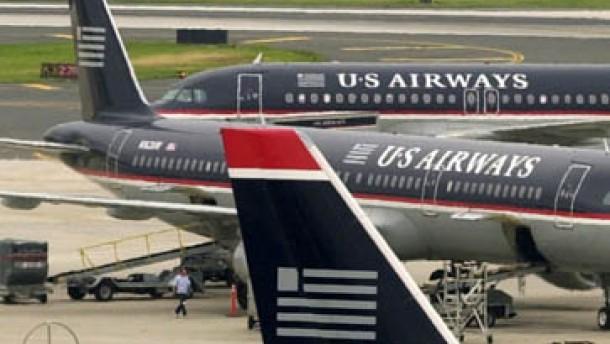 US Airways meldet Konkurs an
