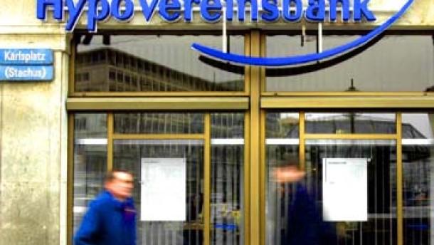 HypoVereinsbank schließt Filialen