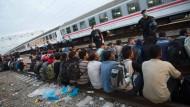 OECD erwartet Rekordwert für Asylanträge