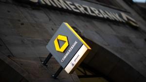 Commerzbank bildet Rückstellung im zweistelligen Millionenbereich