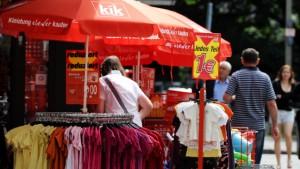 Kik führt Mindestlohn von 7,50 Euro ein
