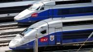 Frankreichs TGV fährt bald auch durch Amerika