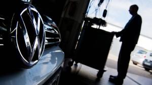 Diesel-Klage gegen VW geht an den BGH