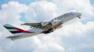Was hat Emirates mit dem A380 (noch) vor?