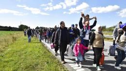 Sozialleistungen locken Zuwanderer