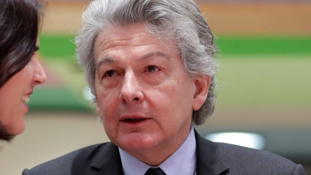 EU-Kommissar sprach mit Netflix-Chef