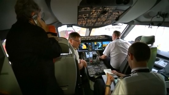 Nonstop-Flug von Australien nach Europa