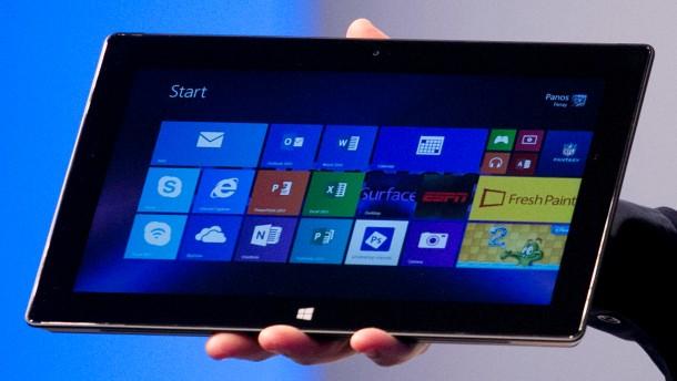 Fünf Kandidaten für den Microsoft-Chefposten