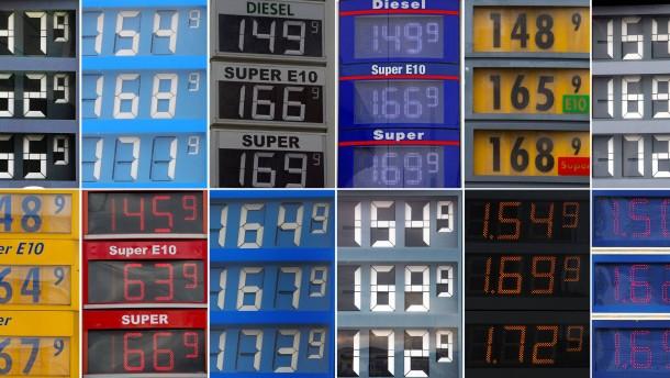 Was die Spritpreiskontrolle Verbrauchern bringt
