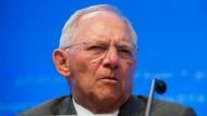Schäuble will Dividenden-Steuerschlupfloch stopfen