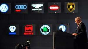 VW steigt nächste Woche bei Porsche ein