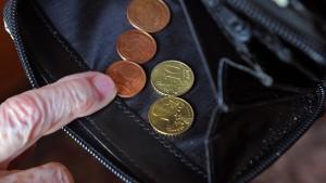 EU-Kommission stellt Cent-Münzen infrage
