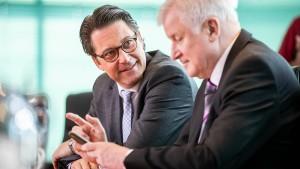 Bayerisches Innenministerium gegen Scheuers Motorradvorschlag
