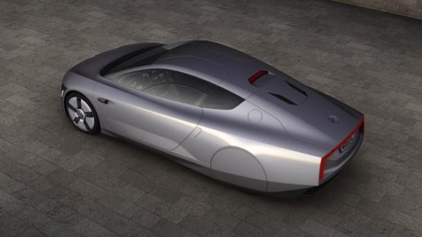 Volkswagens Ein-Liter-Auto: Für Piëch ist das nicht nur um irgendeine Show