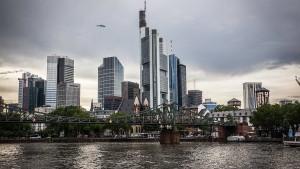 Großbank entscheidet gegen London und für Frankfurt