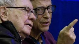 Buffett und Gates verraten ihre besten Entscheidungen
